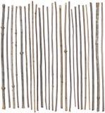 Vinte cinco varas Fotografia de Stock