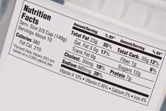 Vinte e três gramas da gordura Imagem de Stock Royalty Free