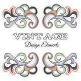 VintegeElements-09 Royalty Free Stock Image