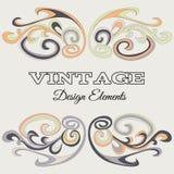 VintegeElements-02 Royalty Free Stock Photo