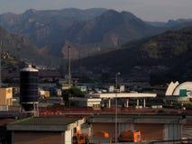 Vintemiglia border Stock Images