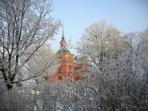 vinter Arkivfoton