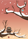 Vinter Stock Illustrationer