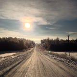 Vinter Royaltyfri Foto
