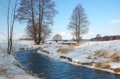 vinter Royaltyfri Foto