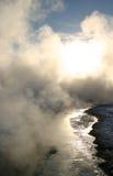 vinter för 10 dröm- serie Arkivbilder
