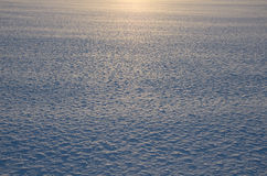 vinter för bakgrundsvägsnow Fotografering för Bildbyråer