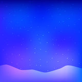 vinter för blåa snowflakes för bakgrund vit Royaltyfri Bild