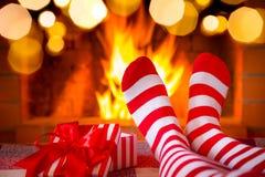 Vinter för ferie för julXmas-familj Royaltyfri Bild