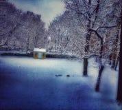 vinter för hög key makeup för konstskönhetmode perfekt Royaltyfri Foto