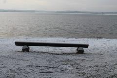 Vinter i havet Royaltyfri Bild