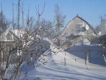 Vinter i söderna arkivbilder