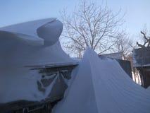 Vinter i söderna arkivfoto