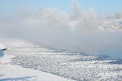 Vinter vinter-tidvatten, vinter-Time Arkivbild