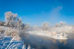 Vinter vinter-tidvatten, vinter-Time Arkivfoton