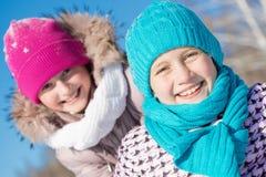 Vinteraktivitet fotografering för bildbyråer