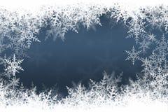 Vinterbakgrund Arkivbilder