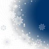 Vinterbakgrund Royaltyfri Illustrationer