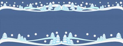 vinterbakgrund, glad jul, trädet för det nya året, vykortet, modeller planlägger, nytt, 2019 stock illustrationer