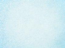 Vinterbakgrund som frysas, istextur Arkivfoto