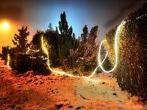 Vinterberlock arkivbild