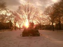 Vinterdag Royaltyfri Foto