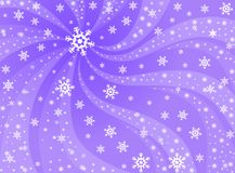 Vinterdesign Royaltyfri Foto