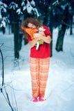 Vinterdvala Fotografering för Bildbyråer