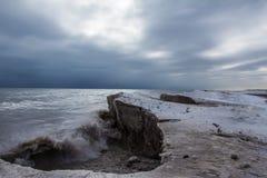 Vinterfattande Fotografering för Bildbyråer