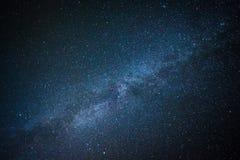 Vintergatan Arkivbilder