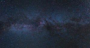 Vintergatan Royaltyfri Bild