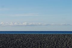 Vinterhav Arkivbilder