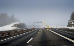 Vinterkänsla Fotografering för Bildbyråer