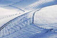 Vinterliggande Royaltyfri Fotografi