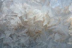 Vintermodeller från is Arkivfoton