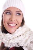 Vinterskönhet royaltyfria bilder