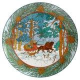Vinterskog Arkivbilder