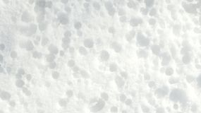 Vintertextur, snöbakgrund Modeller på snön Bakgrund royaltyfria bilder