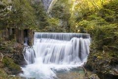 Vintgar gorge, Slovenia Stock Photos