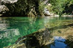 Vintgar Gorge, Bled, Slovenia Royalty Free Stock Photography