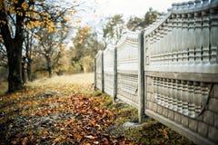 Vintge fence Royalty Free Stock Photo