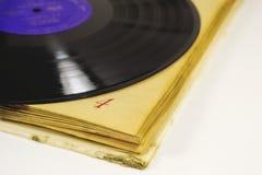 Vinyl Stockbild
