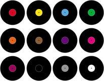 Vinyl Stock Foto