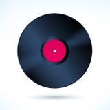 vinyl Arkivbild