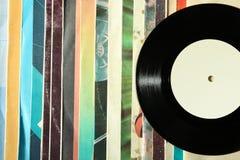 vinyl Royalty-vrije Stock Afbeeldingen