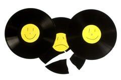 Vinyl. Royalty-vrije Stock Foto