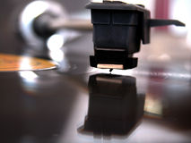 Vinyl. Music Royalty Free Stock Images