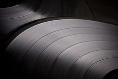 Vinyl achtergrond Stock Foto's