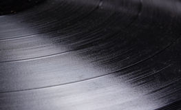 Vinyl Background. A background with a close up view of a Vinyl or LP or old gramophone record Royalty Free Stock Photos