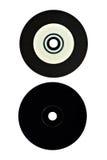 Vinyl Cd Stock Photo